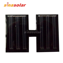 3V 50mA Polycrystalline Mini Epoxy Resin Solar Panel For Electronic DIY 63x45mm 0.15W