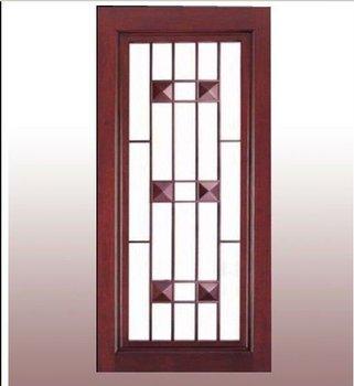 Half Glass Interior Wood Doors Buy Half Glass Interior