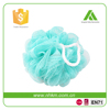 clean color soft massage bath mesh sponge shower ball