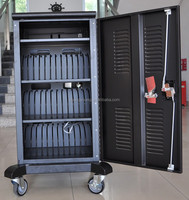 Laptop Storage Cabinet / Warehouse Charging Cart / Small Metal Storage Cabinet