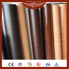 wood grain decorative sheets pvc plastic price for flooring in India