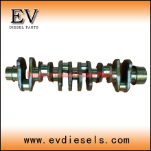 Engine repair 6D40 crankshaft suitable for Mitsubishi Crane Truck