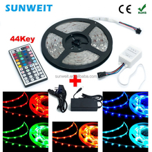 5050,RGBW,Flexible LED Strip Light with MOTION SENSOR