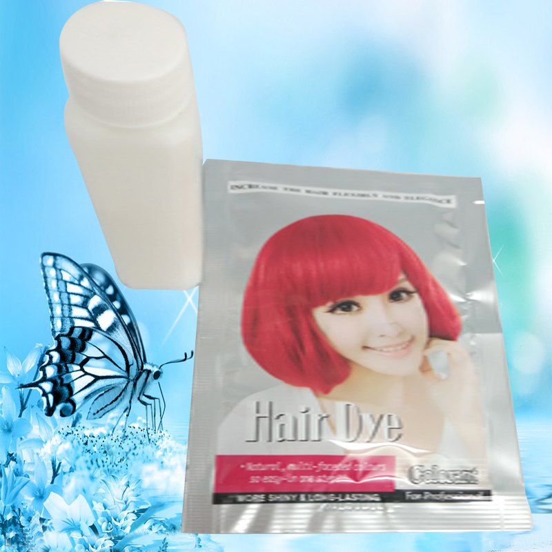 Beauty-colour high quality 100%gray coverage hair color cream