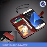 Magnetic Flip PU Leather Case Hard Cover for Samsung Galaxy S4 GT- I9500