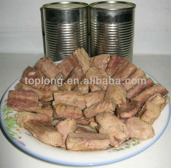 canned tuna chunks