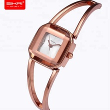 Manufacturers Square Small Dial Watches Women Fashion Trends Korean Student Gift Bracelet Quartz Watch