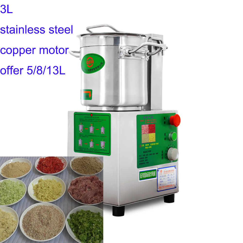 high quality electric multifunctional vegetable cutter for vegetable onion potato chili cutting