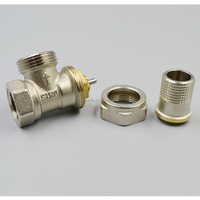 Dn15 Angle Thermostatic Radiator Valve Body
