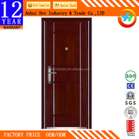 Main gate designs high quality top security doors suppliers,steel door manufacturer made in china
