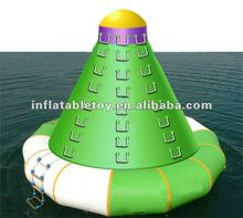 inflatable water climbing wall for adults and kids