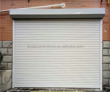 Outdoor Aluminum Motorized Roller shutter