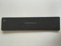 4.3mm black pvk conveyor belt