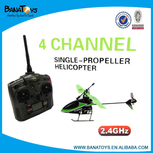 New 4 function 3.5 channel rc helicopter with USB