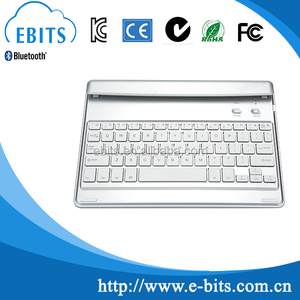 Rotate bluetooth 3.0 for ipad air wireless bluetooth keyboard EB-I504