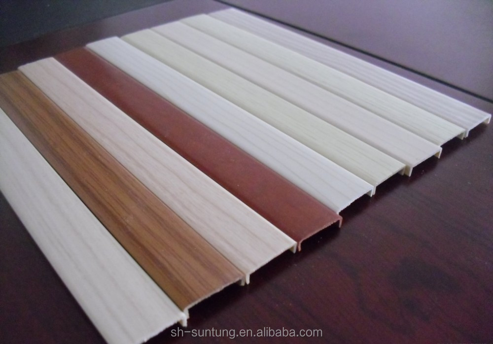 Flexible edge protector plastic edge band furniture strips for Abs trimming kitchen cabinets