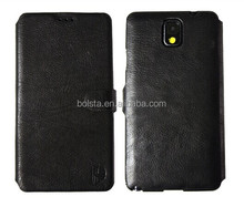 retro china mobile phone note 3 gt-n9000 leather case