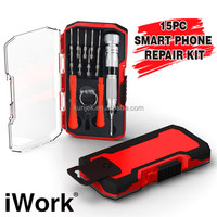 15 PC Cell Phone Repair Tool Kit