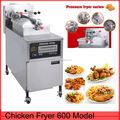 Electric Pressure Fryer-Computerized Control