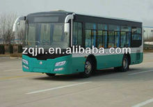 China hot sale 35 plastic seats city bus for sale