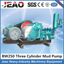 Bw250 Triplex Piston Concrete Grout Injecting Pump