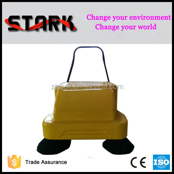 Factory direct sales floor sweeper cleaning machine ,used street sweeper brushes for sale