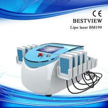 Diode lipo laser fat removal cellulite machine on sale promotion