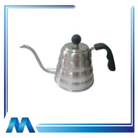 700ml stainless steel coffee pot with lid
