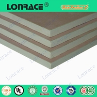 gypsum board false ceiling 7mm thickness decoration