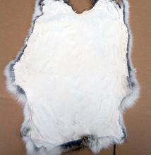Wholesale Rabbit Fur Skin/Rabbit Fur Plate/Factory Direct Supply 100% Real Fur Skin