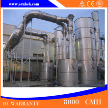 China 2016 Factory First New Gas Disposal System Hydo Ventilation Activated Carbon Filter Grow Room Air Scrubber Tower