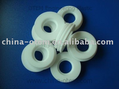 PTFE plastic pulley