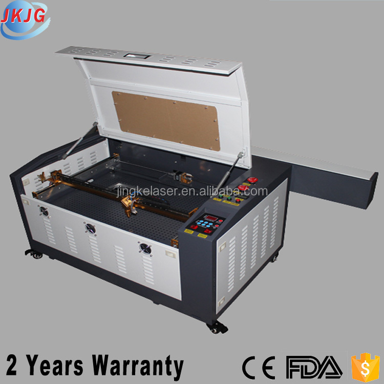 JK6040 Laser Engraving Machine Price with CE Certificate Water Pump Air Pump