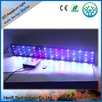 programmable factory intelligent led aquarium light spicing freely 60 inch led aquarium light with high quality