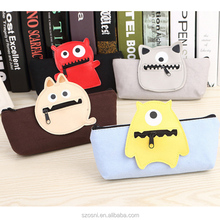 Wholesale China Factory High Quality New Style fabric kids coin purse