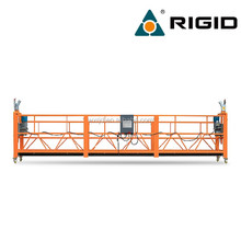Building construction tools and equipment suspended working platform