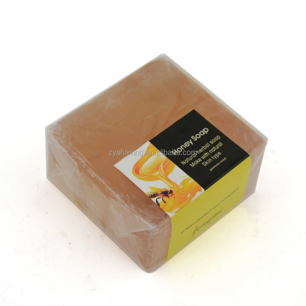 Oil Control Washing Bath Skin Facial Cleaning Care Natural Handmade Honey Soap