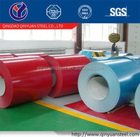 New Design Color Coated Steel Coil For Roofing Sheet
