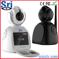 Sricam Newest Local Storage 2.0 USB cmos IP camera night vision pc camera driver free