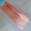Copper Woven Wire Mesh For Screening/Shielding/Paper Making