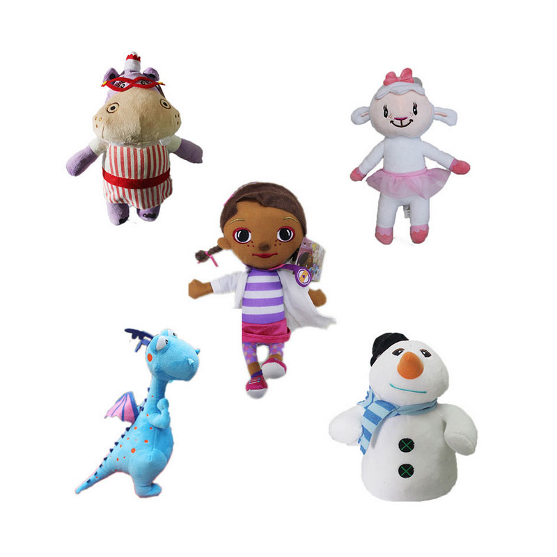 Plush Toy Little Doctor Doc Mcstuffins Doll Toys For Girls Wholesale