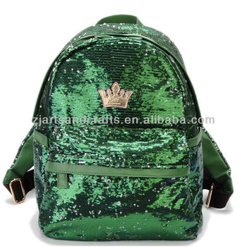 colorful backpack bags