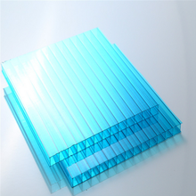 Plastic roof covering Polycarbonate sheet
