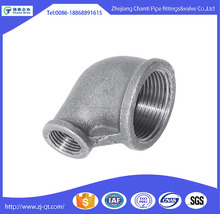 316l Stainless Steel BSP Female Thread Reducing Pipe Elbow Nipple