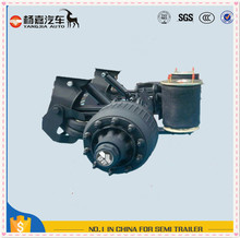 2017 New design OEM/ODM service trailer air ride spring suspension by Yangjia factory
