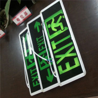 Rechargeable Emergency battery backup Exit Signs