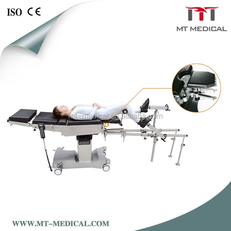 Medical devices Orthopedic electric operating table with C-arm