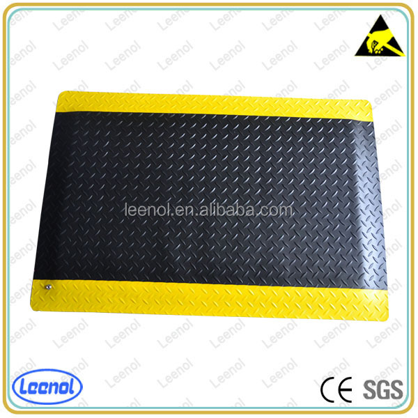 LN-W418 Cleanroom ESD Anti-fatigue Floor Mat Rubber Mat