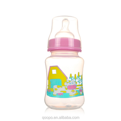 Yiwu Wholesale Baby Products Free Samples Pp Wide Neck Adult Silicone Nipple Baby Feeding Bottle Sterilizer