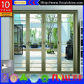 European style air tight folding door